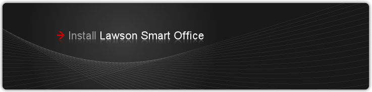 Installing Smart Office (1/6)