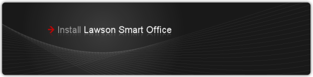 Smart Office install page