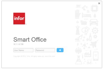 Infor Smart Office 10.1 is GA (1/3)