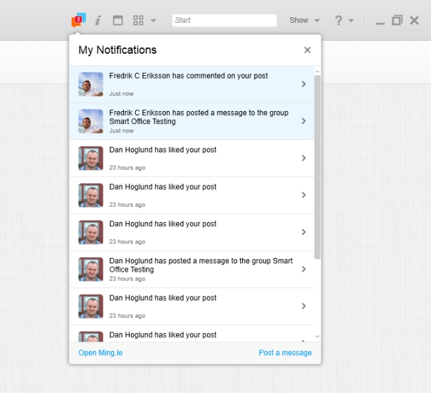 notificationview