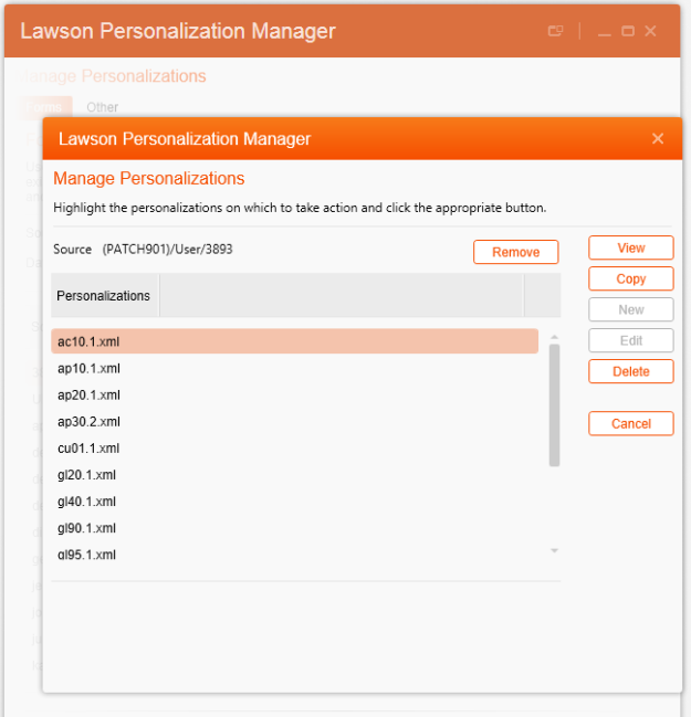 S3PersonalizationManager