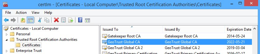 SSL_CertTool