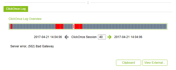 ISOLogViewerClickOnceToolMenu