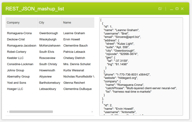 Mashup_REST_JSON_LIST